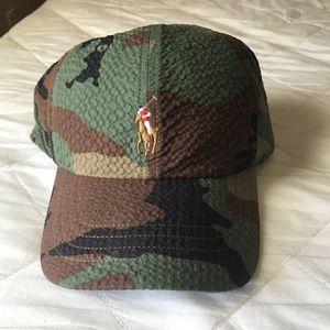 Polo Ralph Lauren Camo Dad Hat
